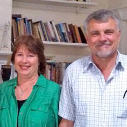 Jan & Peter Freeman