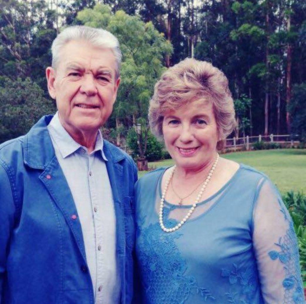 Ted & Joy Carr